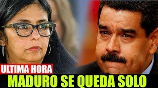 Maduro Pierde el Poder - Le Pide A Todos Sus Ministros La Renuncia