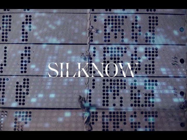 SILKNOW, weaving our past into the future