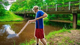I Went Magnet Fishing at An OLD BRIDGE!! You Won't Believe What I FOUND! (HUGE FINDS)