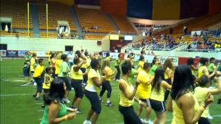ZX Fitness  - Zumba Halftime Performance