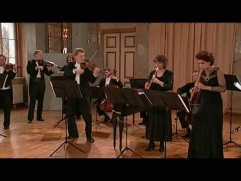 Bach - Brandenburg Concerto No. 4 in G major BWV 1049 - 1. Allegro