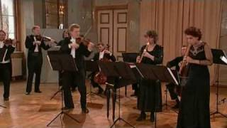 Bach - Brandenburg Concerto No. 4 in G major BWV 1049 - 1. Allegro
