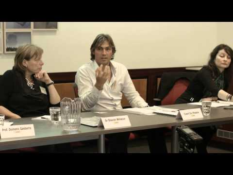 The Future of Management Education - Panel Discussion 2014