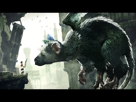 The Last Guardian Full Movie All Cutscenes