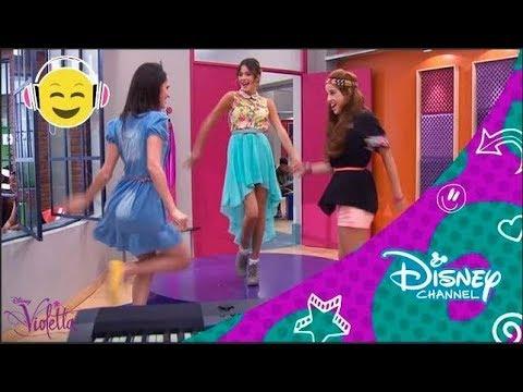 Клип Violetta - Codigo Amistad