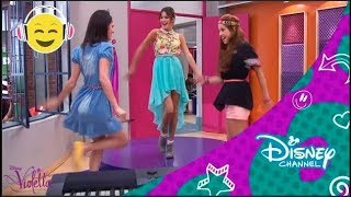 Repeat youtube video Disney Channel España | Videoclip Violetta - Código Amistad