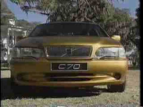 Motorweek test of 1997 Volvo C70