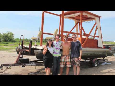 'A Princeton Story: Rafting Down the Mississippi River'