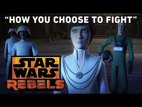 "How We Choose To Fight - ""In the Name of the Rebellion"" Preview 
