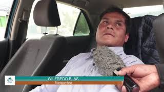¡Asfaltado de la carretera de #Conchucos ya es una realidad!