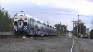 SOUNDER Commuter Train SB-#1511 F59PHI-902, Kent, WA