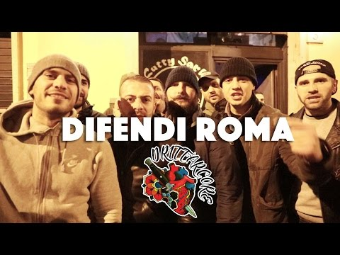 Drittarcore - Difendi Roma