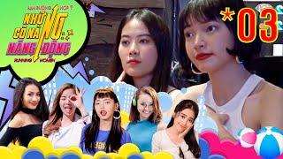 RUNNING WOMEN-NHỮNG CÔ NÀNG NĂNG ĐỘNG #3 FULL| 5 hotgirl Việt BỐC LỬA tiết lộ mẫu người yêu lý tưởng