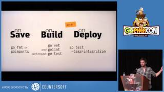 gophercon 2014 best practices for production environments by peter bourgon