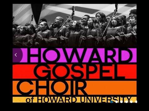 "Howard University Gospel Choir Concert ""Great Is Thy Faithfulness"""