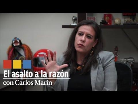 Conversación Con Sandra González Navarro En El Asalto A La Razón