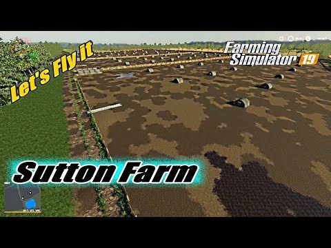 Fs-19 Sutton Farm Map in 4K Resolution