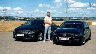 Passat CC review - Tdi VS Tsi  (ENG SUB)