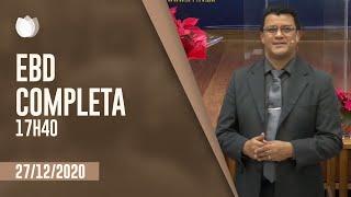 ESCOLA BÍBLICA DOMINICAL  17h40 | Rev. Alberto Lima | Igreja Presbiteriana de Pinheiros