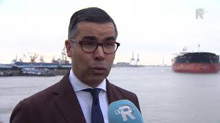 Havenbedrijven houden hun hart vast na afkeuring Brexitplannen May