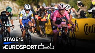 Giro d'Italia 2020 - Stage 15 Highlights | Cycling | Eurosport
