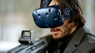 VR John Wick Game (HTC Vive)