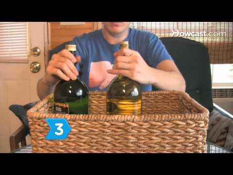 How to Make Christmas Food Baskets