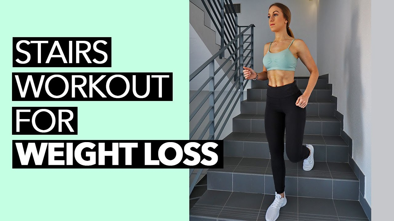 Stairs Workout (10 mins)