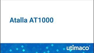 Utimaco Atalla At1000 - The Nextgen Pci Payment Hsm
