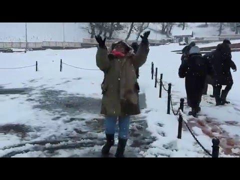 KASHMIR SNOWFALL - SONAMARG KASHMIR