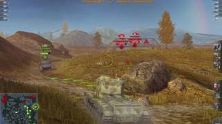 World of Tanks Blitz (Win 10): KV-5 (Part 7 - Heavies Duel)