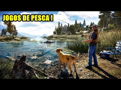 Jogos De Pescaria