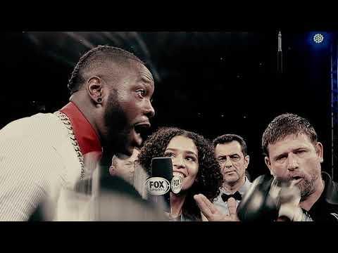 Premier Boxing Champions: Deontay Wilder vs. Luis Ortiz