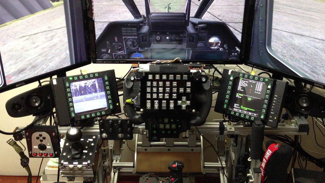 F 15 cockpit  low pass in desert  YouTube