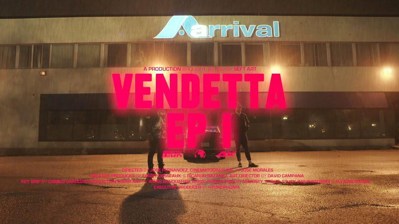 David Campana - VENDETTA (Official Music Video)