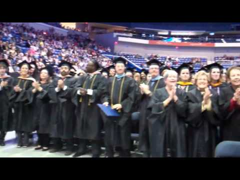 Rivier University 2015 Commencement Video