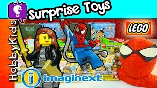 We Open Minifig Series 13 Blind Bags and Disney Vinylmation Surprises!