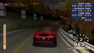 Tokyo Xtreme Racer DRIFT 2 PS2- PCSX2 60fps HD (Kaido Racer 2)