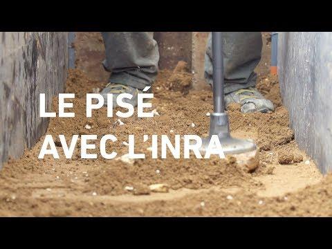 Construire en terre crue — Le pisé avec le CEES de l'INRA