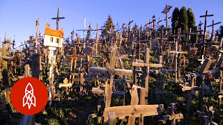 A Place of Peace and Power: Welcome to the Hill of Crosses