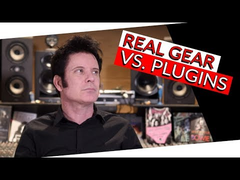 Real Gear Vs. Plugins | FAQ Friday - Warren Huart: Produce Like A Pro