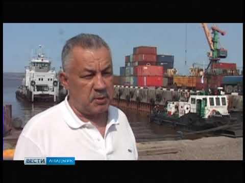 Анадырский морской порт восстановит пассажирский павильон на 7-ом причале