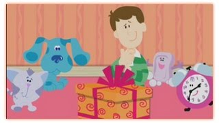 Blue's Clues - What's In The Box