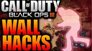 "Call of Duty Black Ops 3 BETA ""VISION PULSE WALLHACKS"" BEST SPECIALIST ABILITY Multiplayer Gameplay!"