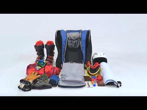 KULKEA SP RXL - Racing Ski Boot Bag