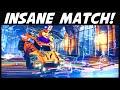 INSANE MATCH! [Rocket League]