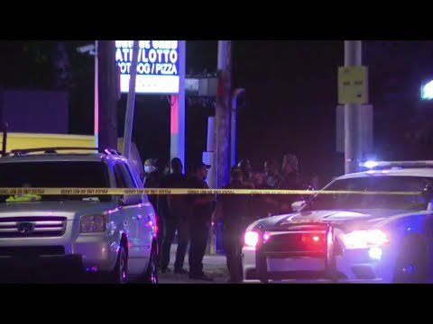 HCSO: 27-year-old man killed in drive-by shooting while visiting area during holiday weekend from YouTube · Duration:  39 seconds