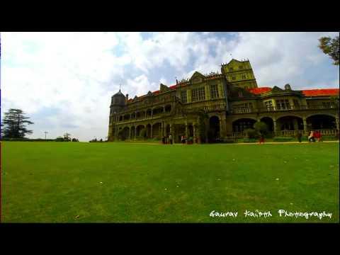 Shimla (Indian Institute of Advanced Study) - Timelapse