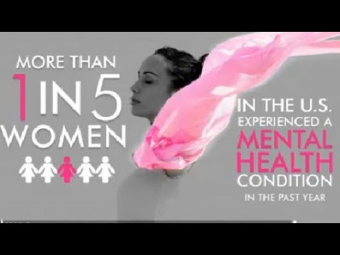 Concentrating on Your Mental Health During National Women's Health Week