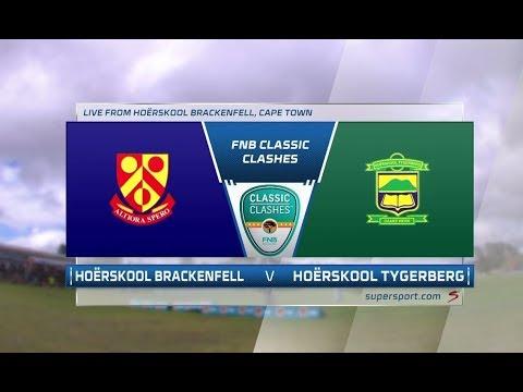 FNB Classic Clashes | Hoërskool Brackenfell vs Hoërskool Tygerberg | 2nd half